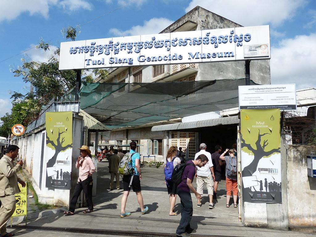 2018 Südostasien - Kambodscha - Tuol-Sleng und Killing-Fields
