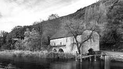 Grange batelière de l'Abbaye de HauteCombe