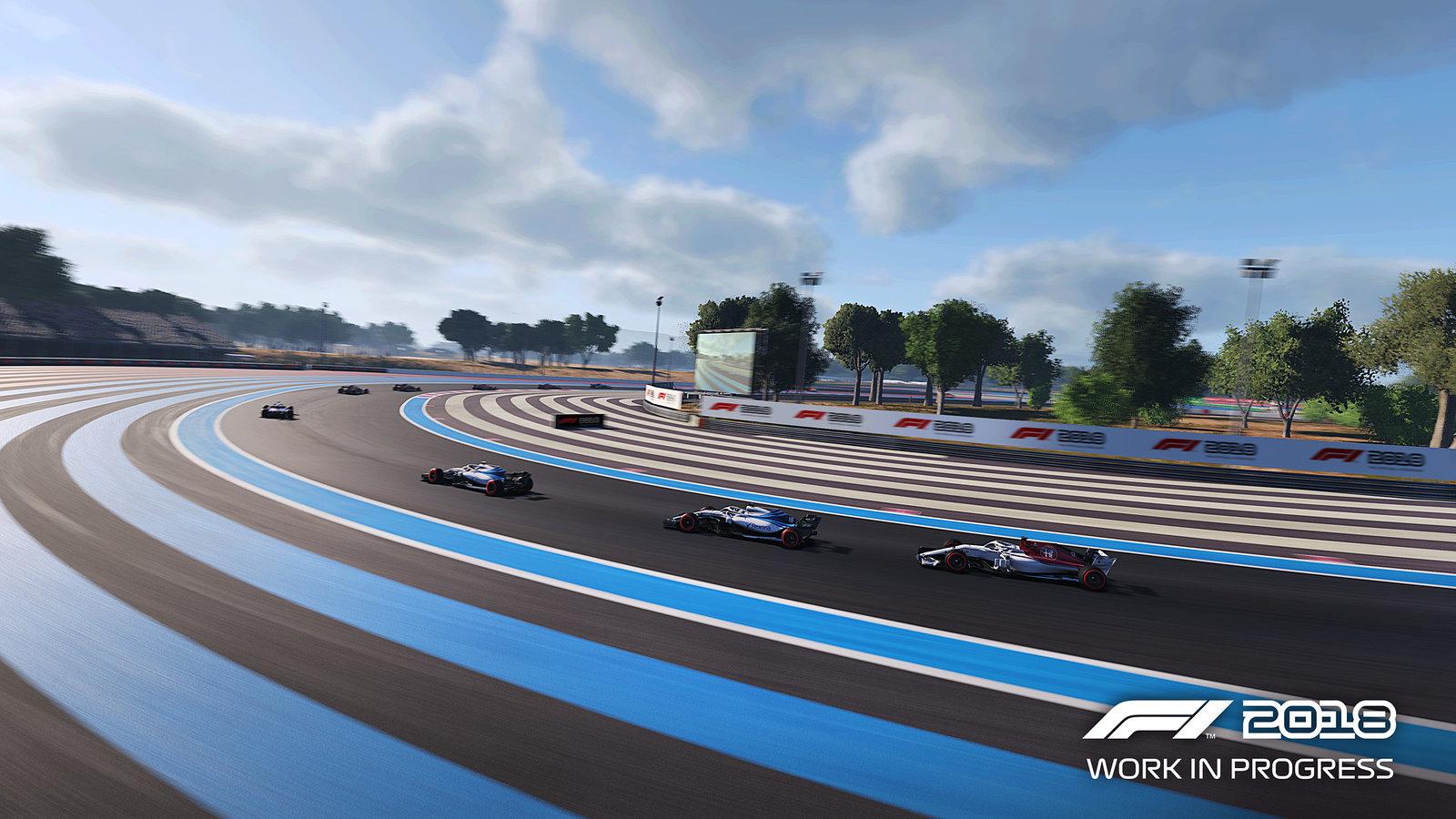 Codemasters F1 2018 Game 3