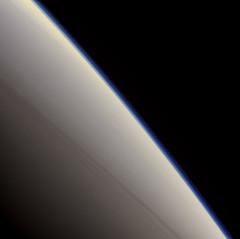 Saturn (False Color) - July 2 2017