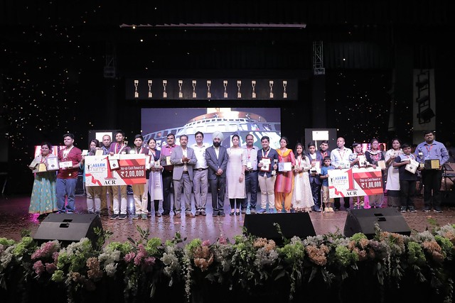 Allen Champ Prize Distribution Ceremony