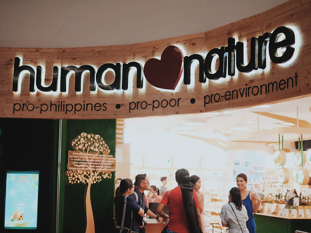 Human Heart Nature Store in SM The Block