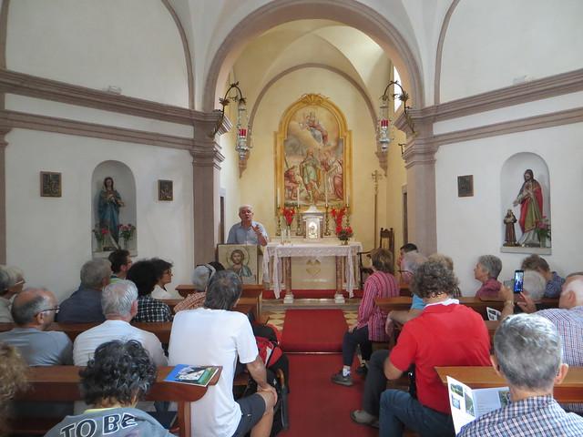 02 chiesa San Pellegrino, Canon POWERSHOT SX240 HS