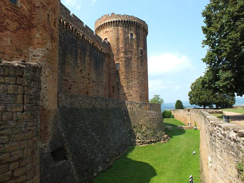 Prudhomat - Château de Castelnau-Bretenoux