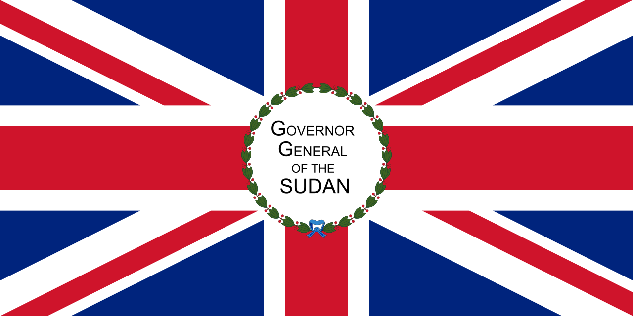 Flag of the Governor-General of the Sudan