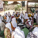 UNAMID organizes peace meeting for displaced women at Al Salm IDP camp, North Darfur