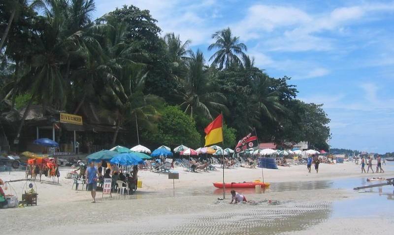 Beautiful Chaweng Beach Koh Samui