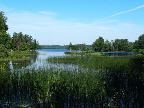 BE E11 Badsjön