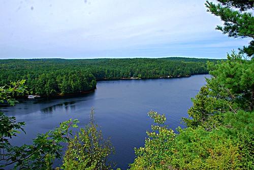 Lake Mazinaw 7