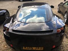 Aston Martin DB11 prototypes/test mules