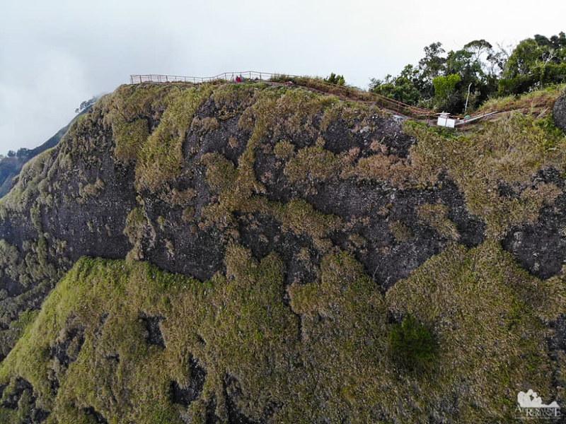 Mt. Tenglawan summit
