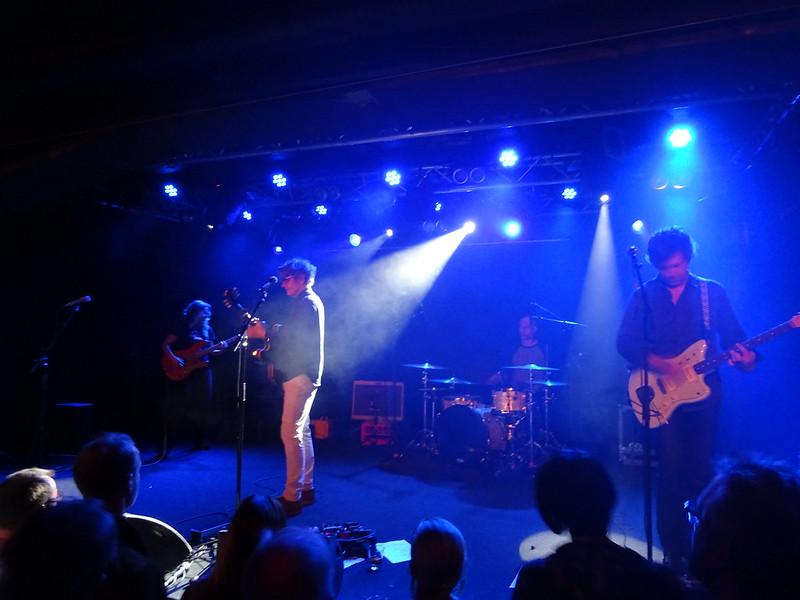 Luna + Confuse-Ray at Debaser, Stockholm