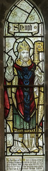 Bucknall (Lincs) St Margaret's church window