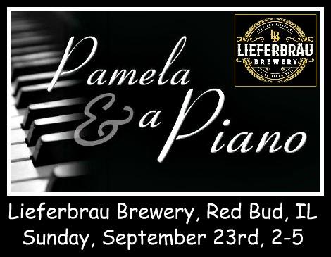 Pamela & A Piano 9-23-18