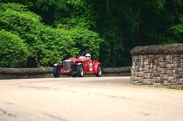 2018 PVGP Schenley Park Vintage Races