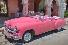 Pink Chevrolet