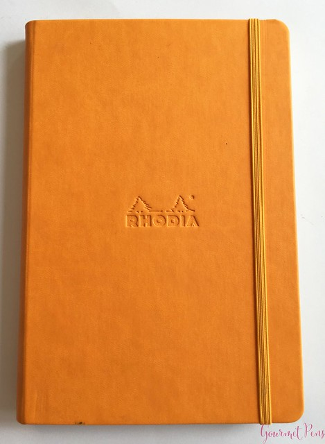 Rhodia Rhodiarama Webbie Notebook @exaclair @exaclairlimited 1