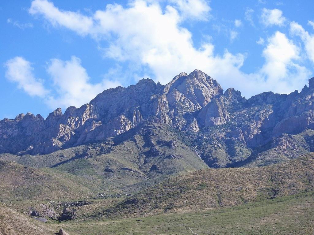 Organ Mountain's Majesty 2