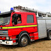 E144XDS 1987 Scania 82M.Served with the Strathclyde Fire Brigade.