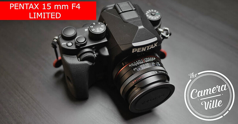HD PENTAX-DA 15mm F4 ED AL Limited (with PENTAX KP) – Review