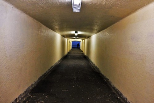<p>Underpass, Epuni Station, Lower Hutt</p>