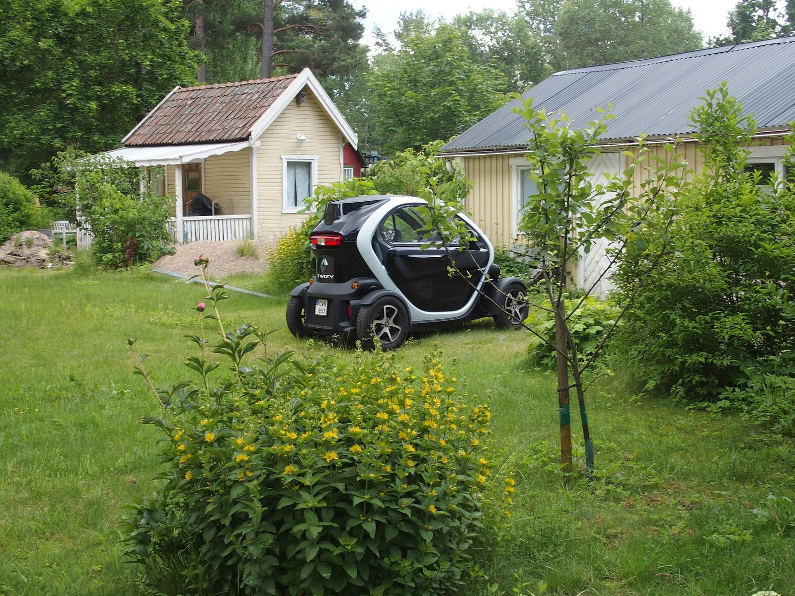SÖ E4 Bilen