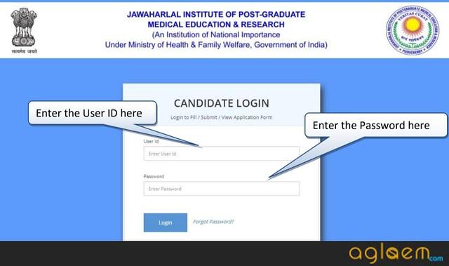 JIPMER DM M.Ch Fellowship 2019 Application Form (Available)    Apply Here For JIPMER DM / M.Ch / Fellowship January 2019