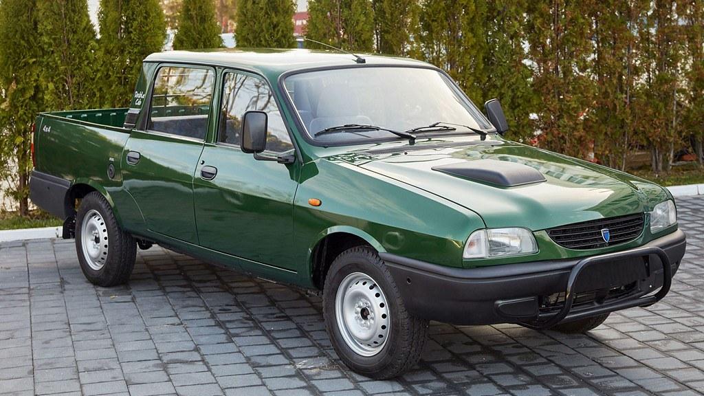 Dacia 1307 Doppelkabine (2006)