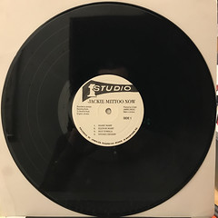 JACKIE MITTOO:NOW(RECORD SIDE-A)