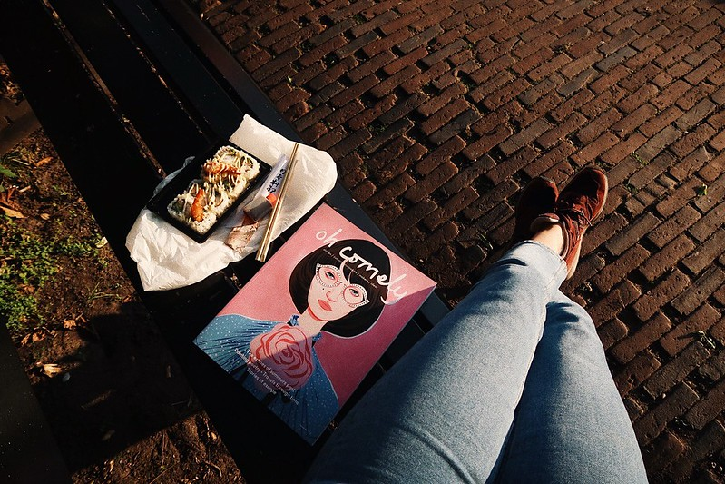 Diary entries from life in Amsterdam