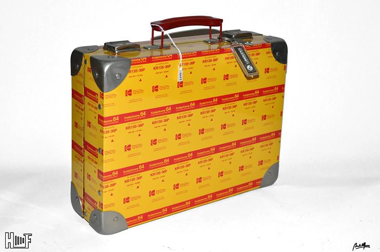 _DSC8382 Mala publicitária Kodachrome Briefcase