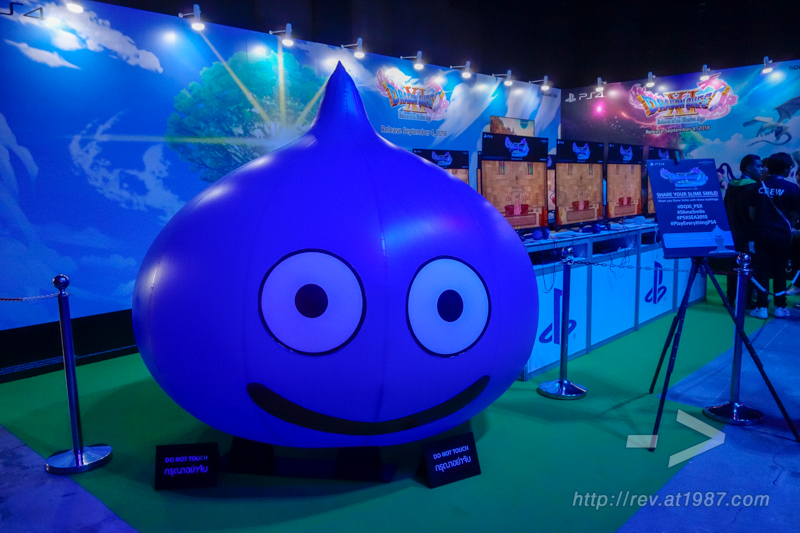 PlayStation Experience 2018 SEA - DRAGON QUEST XI
