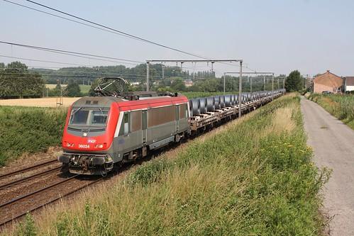 SNCF 36024 Marche lez Ecaussinnes 30-06-2011