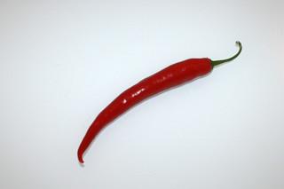 05 - Zutat Peperoni / Ingredient peperoni