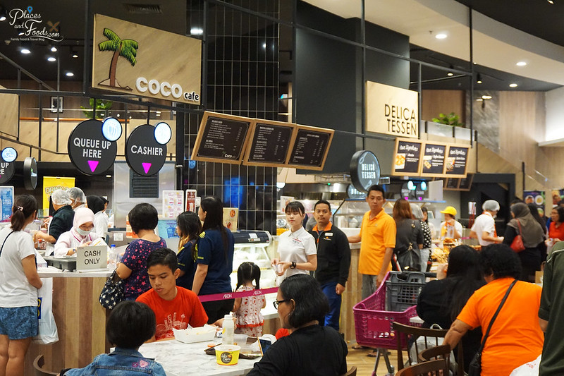 aeon tebrau city food court