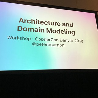 GopherCon 2018 Workshop