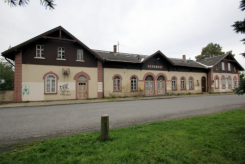 Bahnhof Herrnhut September 2011