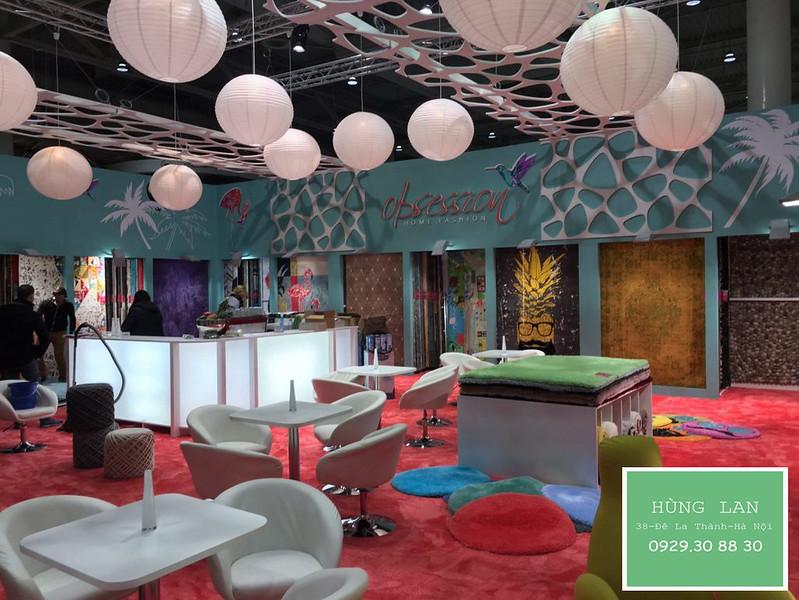 Shop Hùng Lan: Chuyên thảm sofa Lalee/Obsession Nhập nguyên tấm từ Đức - 5