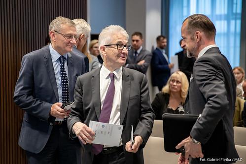 Minister Jacek Czaputowicz w Krakowie o przyszłości Europy