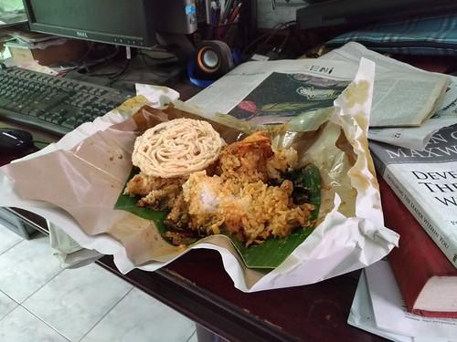 Nasi Padang Sarraso Asli