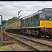 No D5185 9th Sept 2018 Great Central Railway Diesel Gala