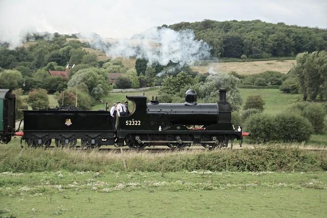 2018 08 18 Spa Valley Railway.