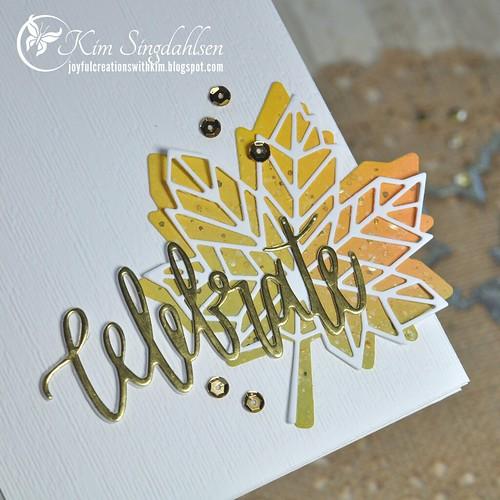 CtS Celebrate Leaf Close