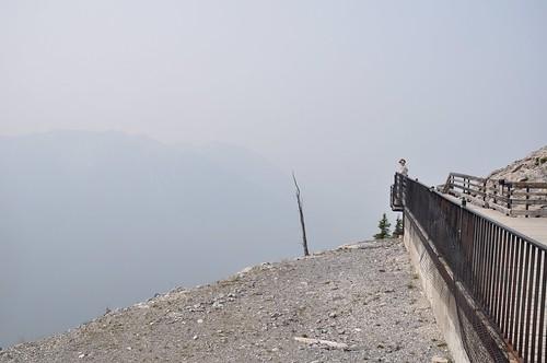 Top of Sulphur Mountain