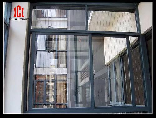 Aluminum doors and windows five