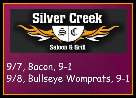 Silver Creek Poster 9-7-18