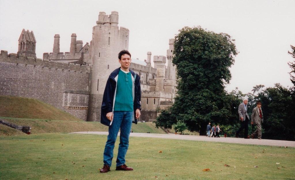 Arundel Castle, England, 4/9/1998