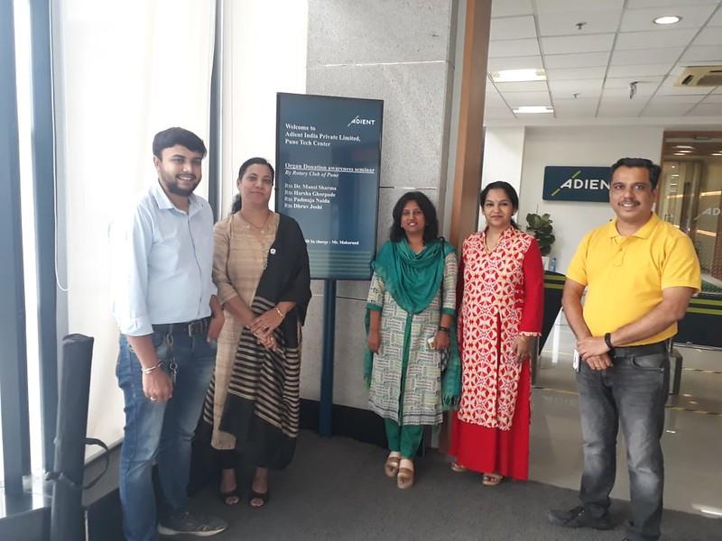 Rotary Club Of Pune Amanora