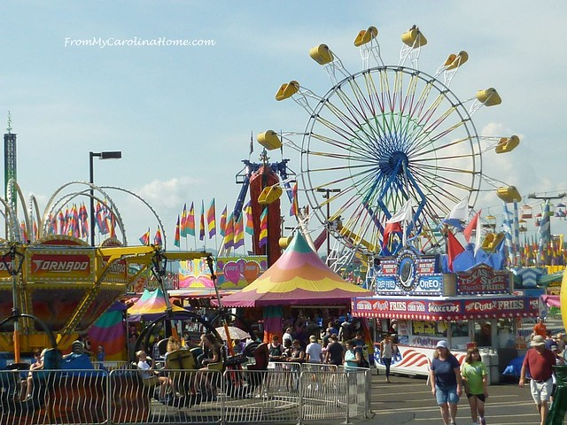 Mountain State Fair 2018 at FromMyCarolinaHome.com