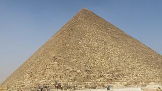 Pyramid of Khufu, Giza